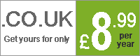 .co.uk domains at low prices